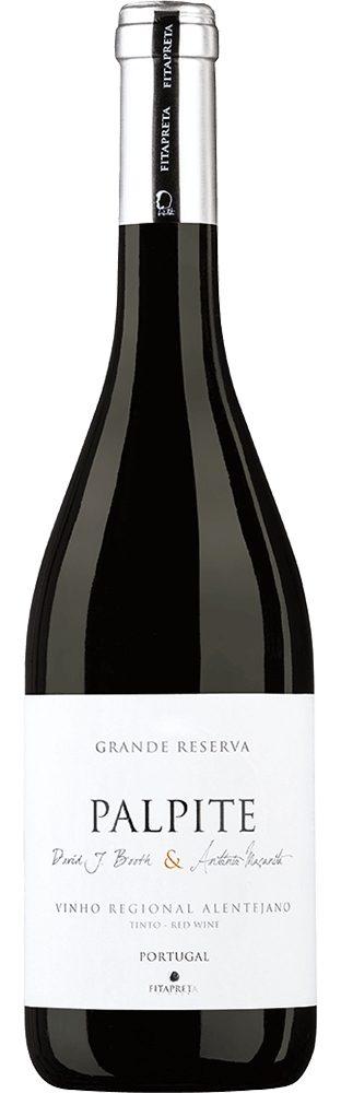 Rotwein aus Portugal, 14,5 Vol.-%, 75,00 cl »2012 Palpite«