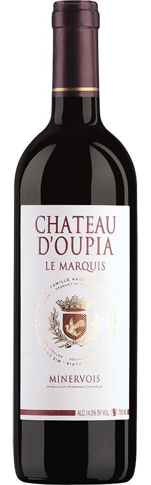 Rotwein aus Frankreich, 13,5 Vol.-%, 75,00 cl »2013 Le Marquis«