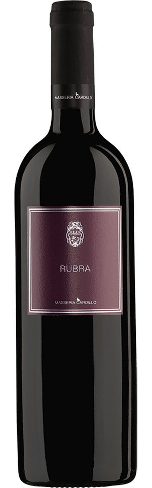 Rotwein aus Italien, 14,0 Vol.-%, 75,00 cl »2010 Rubra«