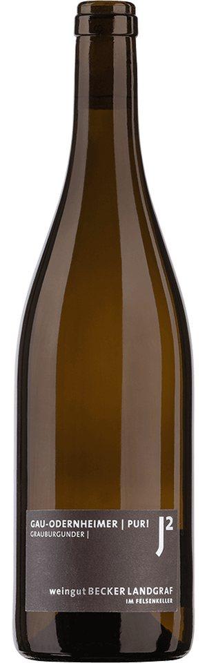 Weisswein aus Deutschland, 13,0 Vol.-%, 75,00 cl »2015 Grauburgunder Pur! Gau-Odernheimer«