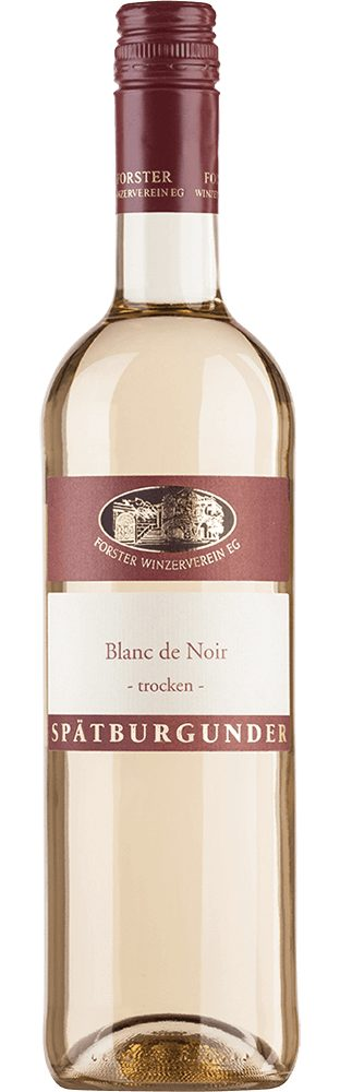 Weisswein aus Deutschland, 12,5 Vol.-%, 75,00 cl »2013 Spätburgunder Blanc de Noir«