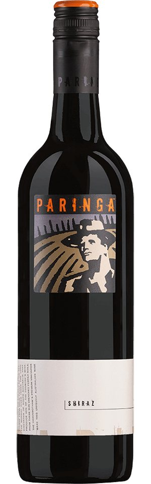 Rotwein aus Australien, 14,5 Vol.-%, 75,00 cl »2013 Shiraz Paringa«