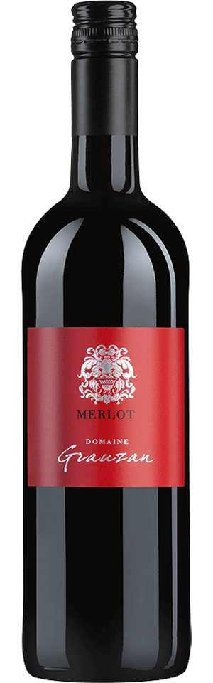 Rotwein aus Frankreich, 13,5 Vol.-%, 75,00 cl »2014 Merlot«