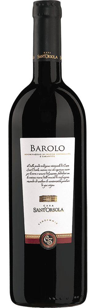 Rotwein aus Italien, 13,5 Vol.-%, 75,00 cl »2010 Barolo DOCG«