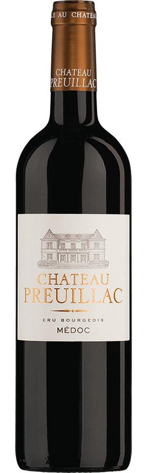 Rotwein aus Frankreich, 14,0 Vol.-%, 75,00 cl »2009 Château Preuillac«