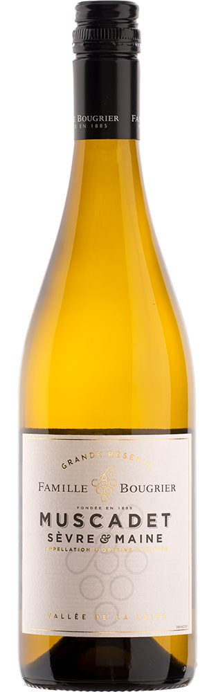 Weisswein aus Frankreich, 12,0 Vol.-%, 75,00 cl »2014 Muscadet Sèvre-et-Maine AOC«