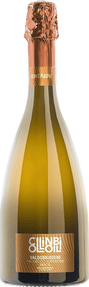 Schaumwein aus Italien, 11,5 Vol.-%, 75,00 cl »2014 Colli Nobili Millesimato«