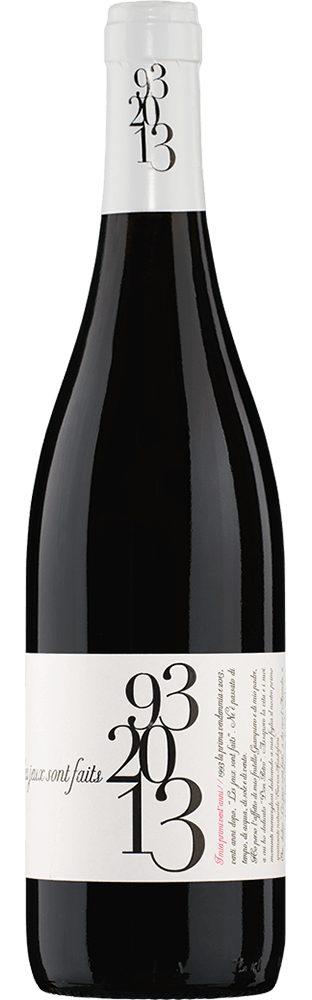 Rotwein aus Italien, 14,0 Vol.-%, 75,00 cl »Les Jeux Sont Faits«