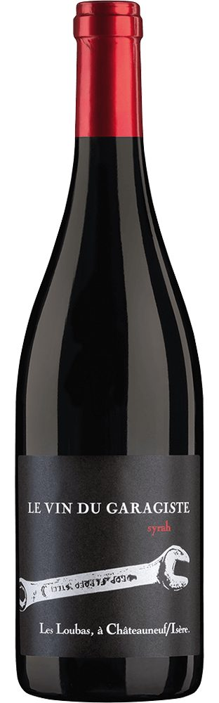 Rotwein aus Frankreich, 14,5 Vol.-%, 75,00 cl »2013 Syrah Vin du Garagiste«
