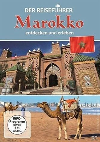 DVD »Der Reiseführer - Marokko«
