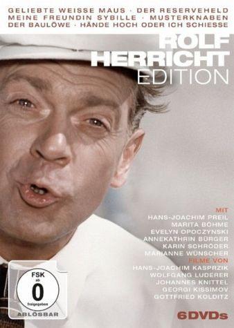 DVD »Rolf Herricht Edition (6 Discs)«