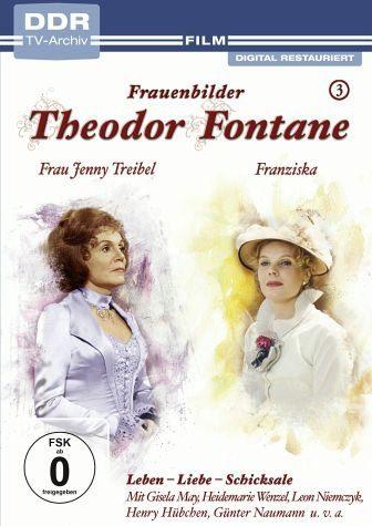 DVD »Theodor Fontane - Frauenbilder, Vol. 3«