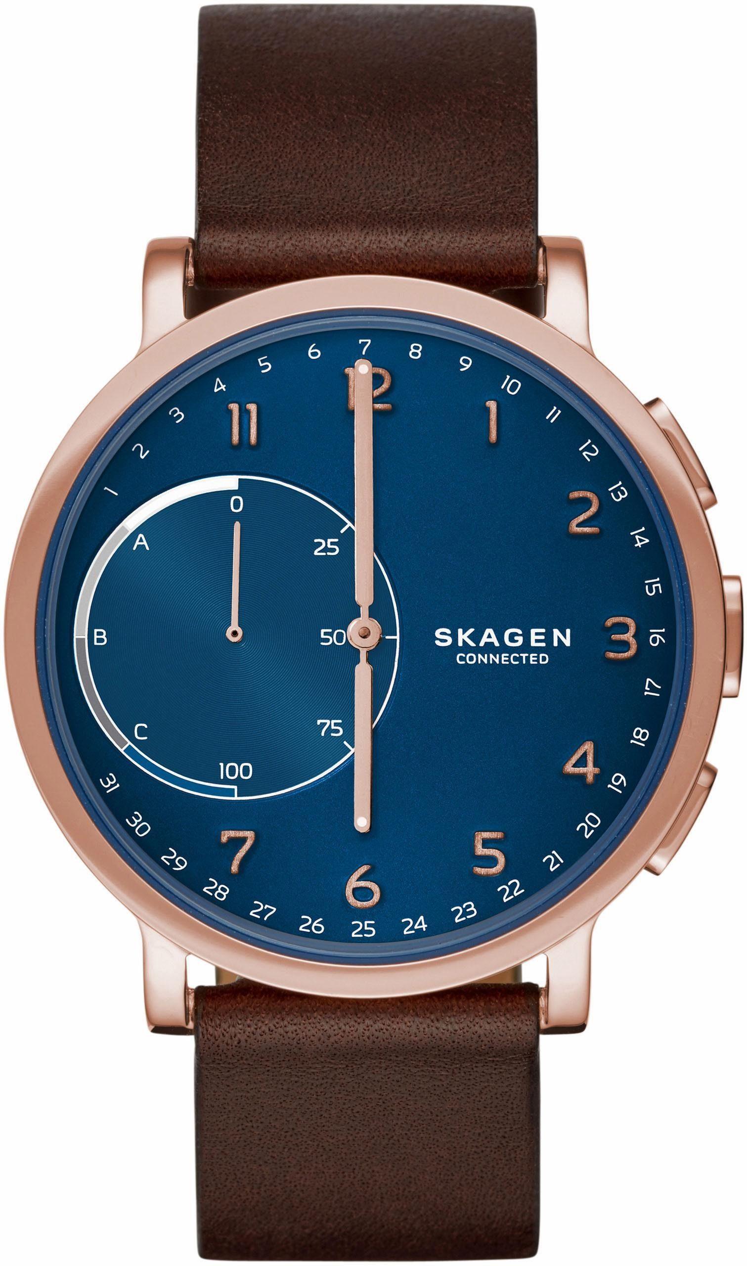 SKAGEN CONNECTED HAGEN CONNECTED, SKT1103 Smartwatch (Android Wear)