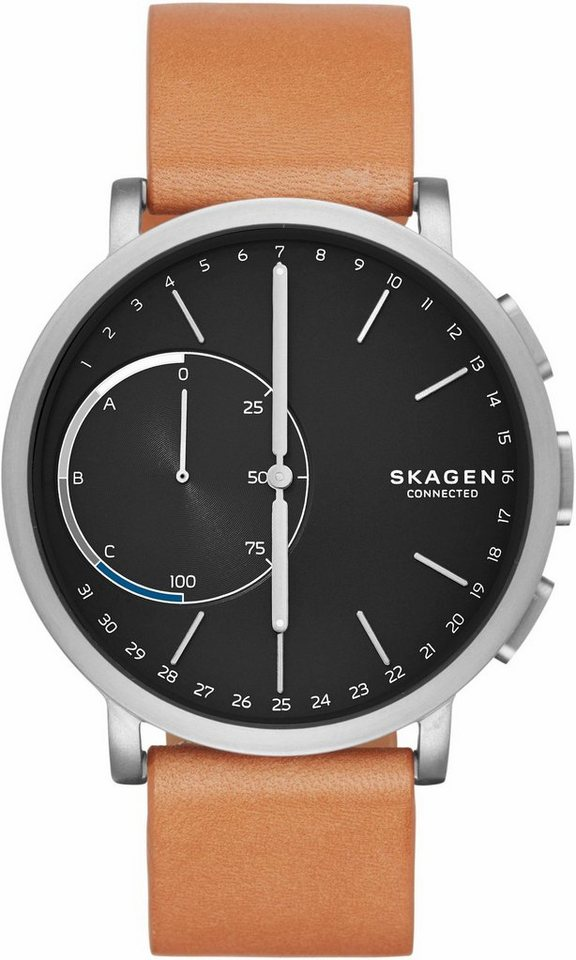 skagen connected hagen connected skt1104 smartwatch android wear online kaufen otto. Black Bedroom Furniture Sets. Home Design Ideas