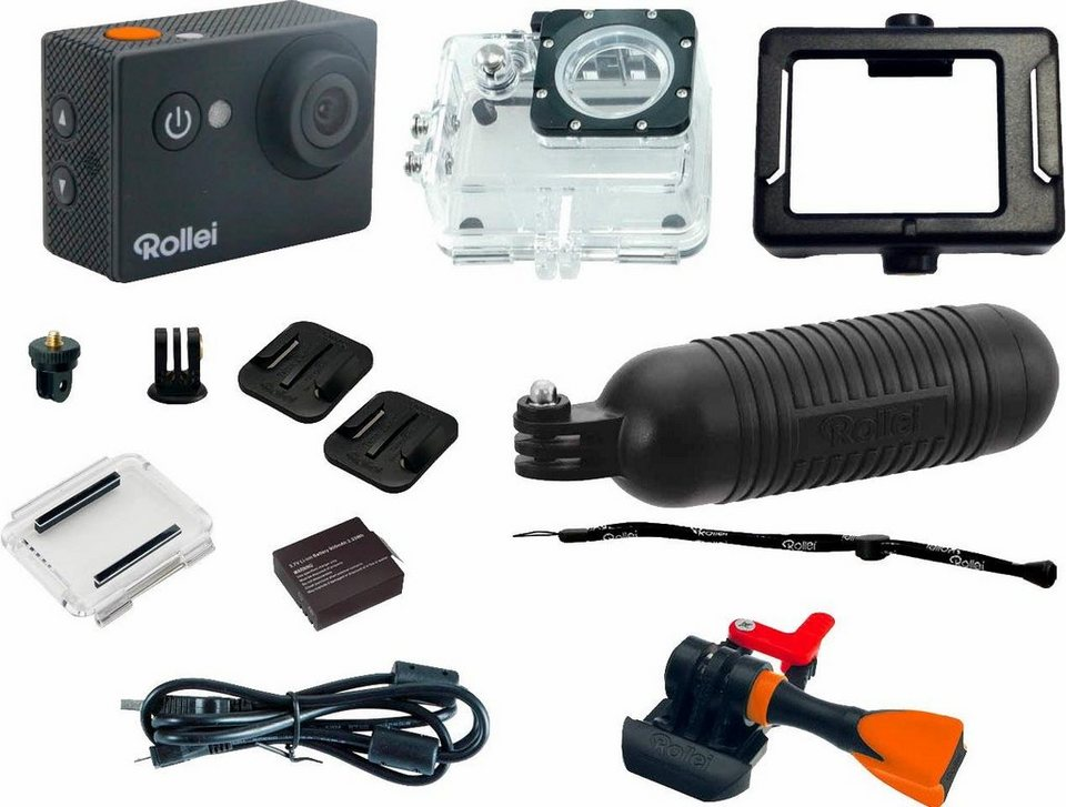 rollei actioncam 300 plus 720p hd ready actioncam online. Black Bedroom Furniture Sets. Home Design Ideas