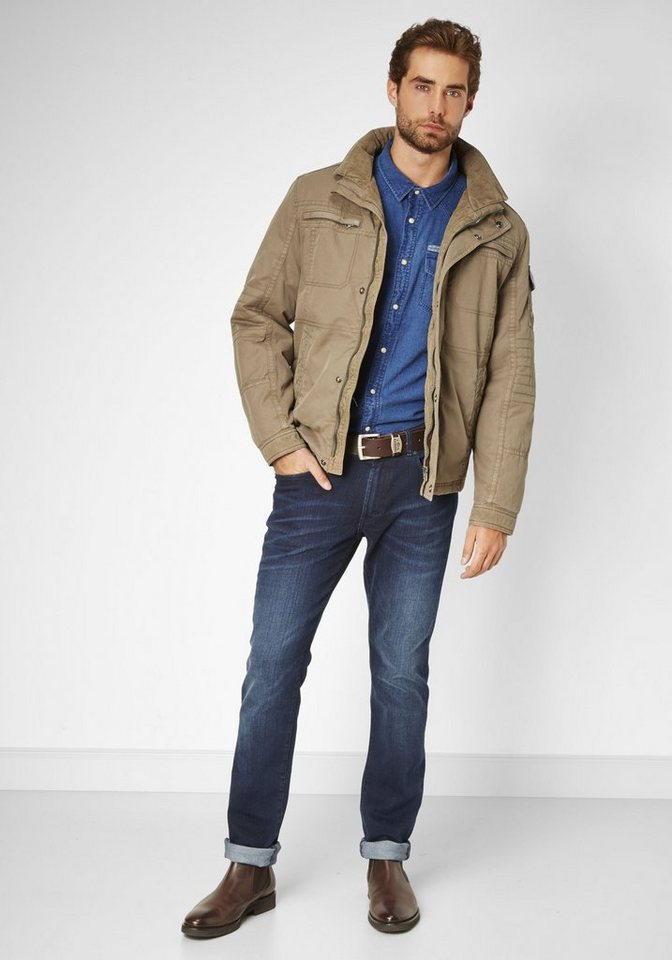 S4 Jackets Blouson »INDIANA« in sand