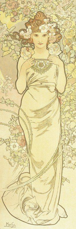 Artland Poster oder Leinwandbild »Menschen Frau Graphische Kunst Braun« in Braun