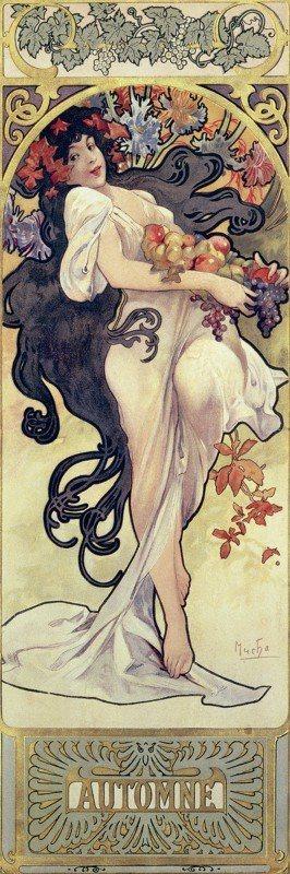 Artland Poster oder Leinwandbild »Menschen Frau Graphische Kunst Creme« in Creme
