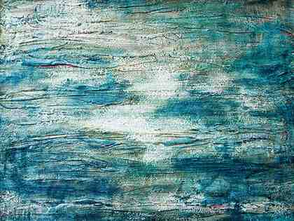 Artland Poster, Leinwandbild »Aquarell Abstrakte Motive Malerei«