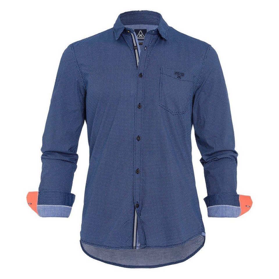 Gaastra Hemd in navy