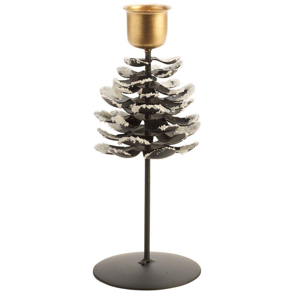 VILLEROY & BOCH Leuchter Zapfen L 17cm »Christmas Toys 2016«