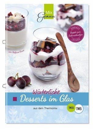 Broschiertes Buch »Winterliche Desserts im Glas«