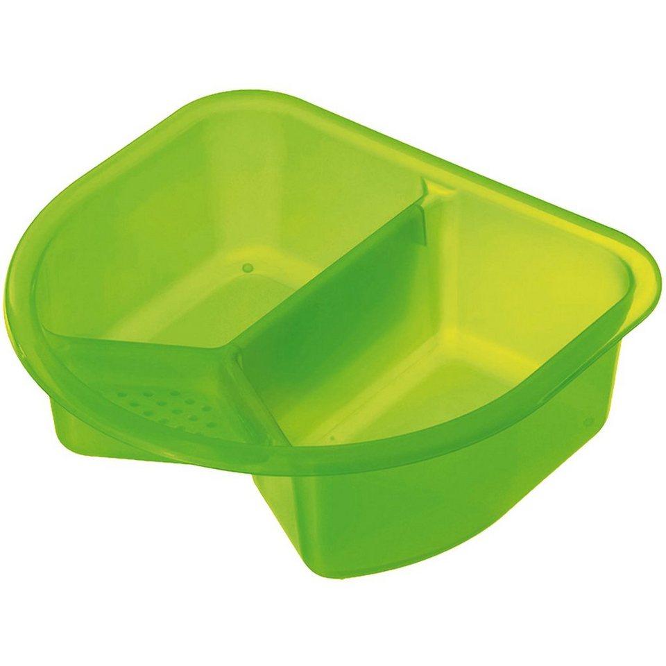 Rotho Babydesign Waschschüssel Top, translucent lime in limegrün