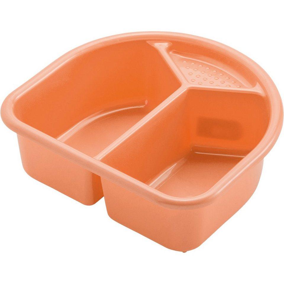 Rotho Babydesign Waschschüssel Top, peach in pfirsich