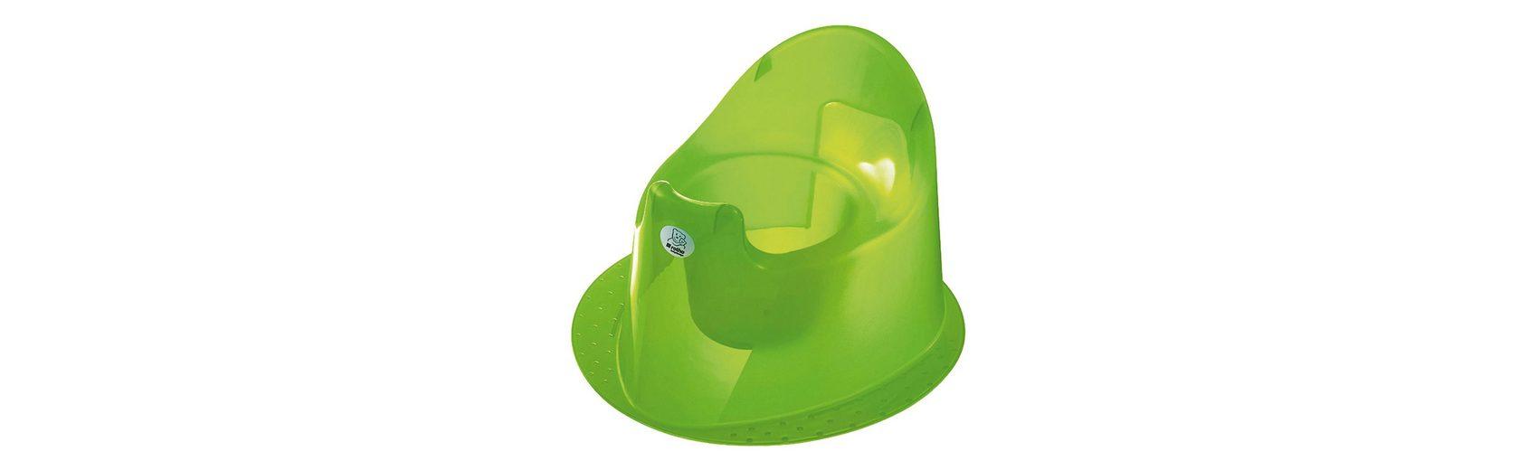 Rotho Babydesign Töpfchen Top,translucent lime