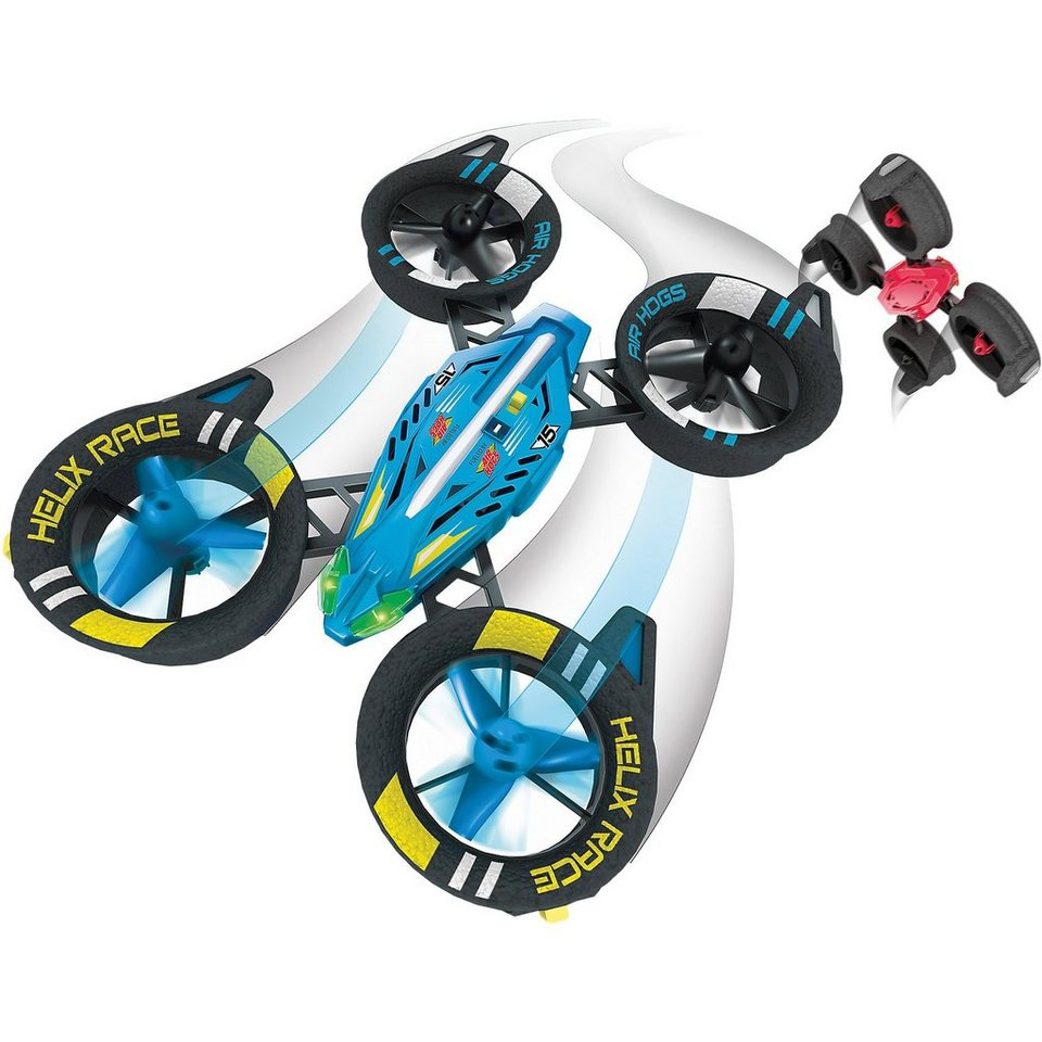 Spin Master Air Hogs RC Quadrocopter Helix Race Drone