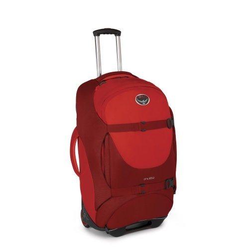 Osprey Reisetaschen »Shuttle 100« in Rot