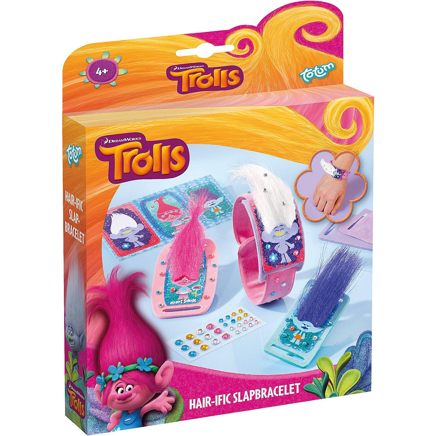 TOTUM Trolls Hair-ific-Armband