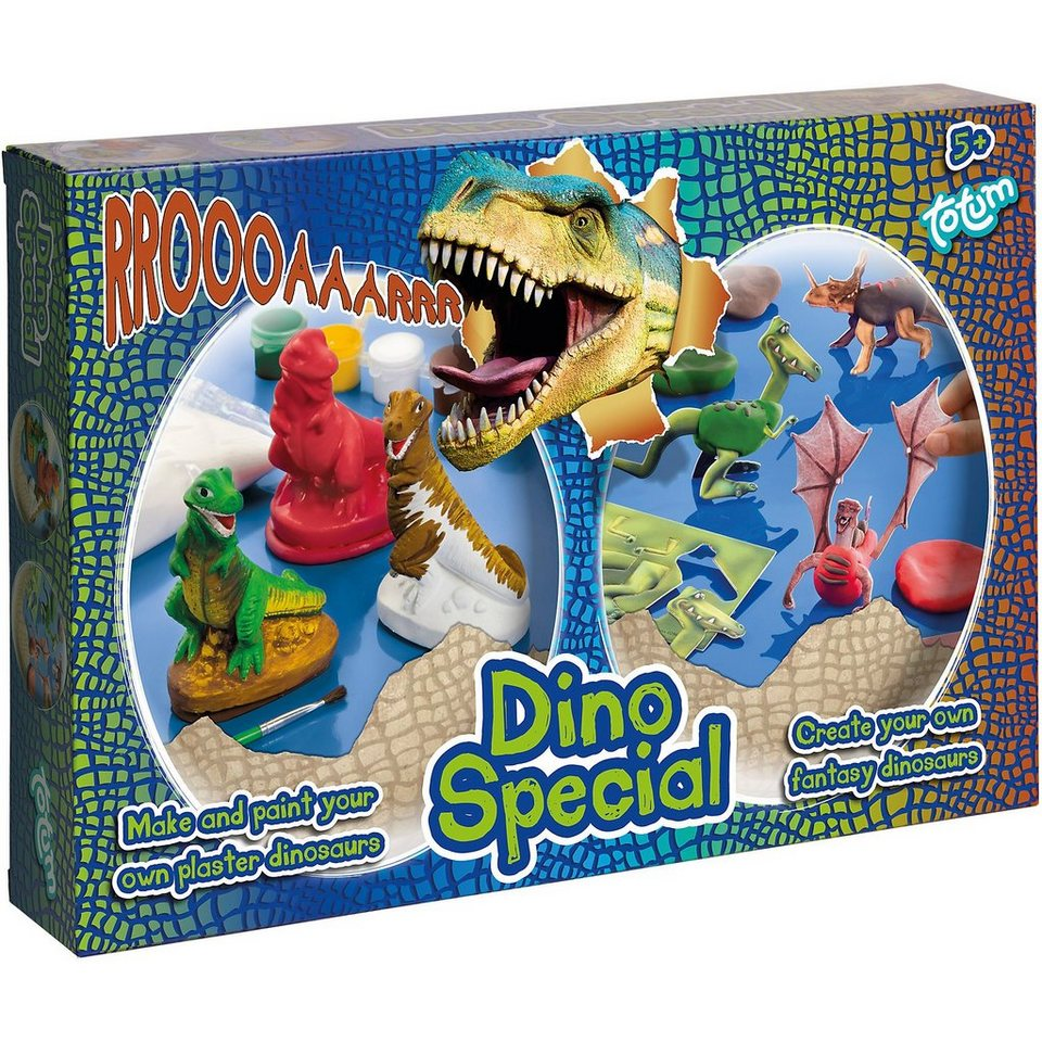 TOTUM Kreativset Dino 2 in 1