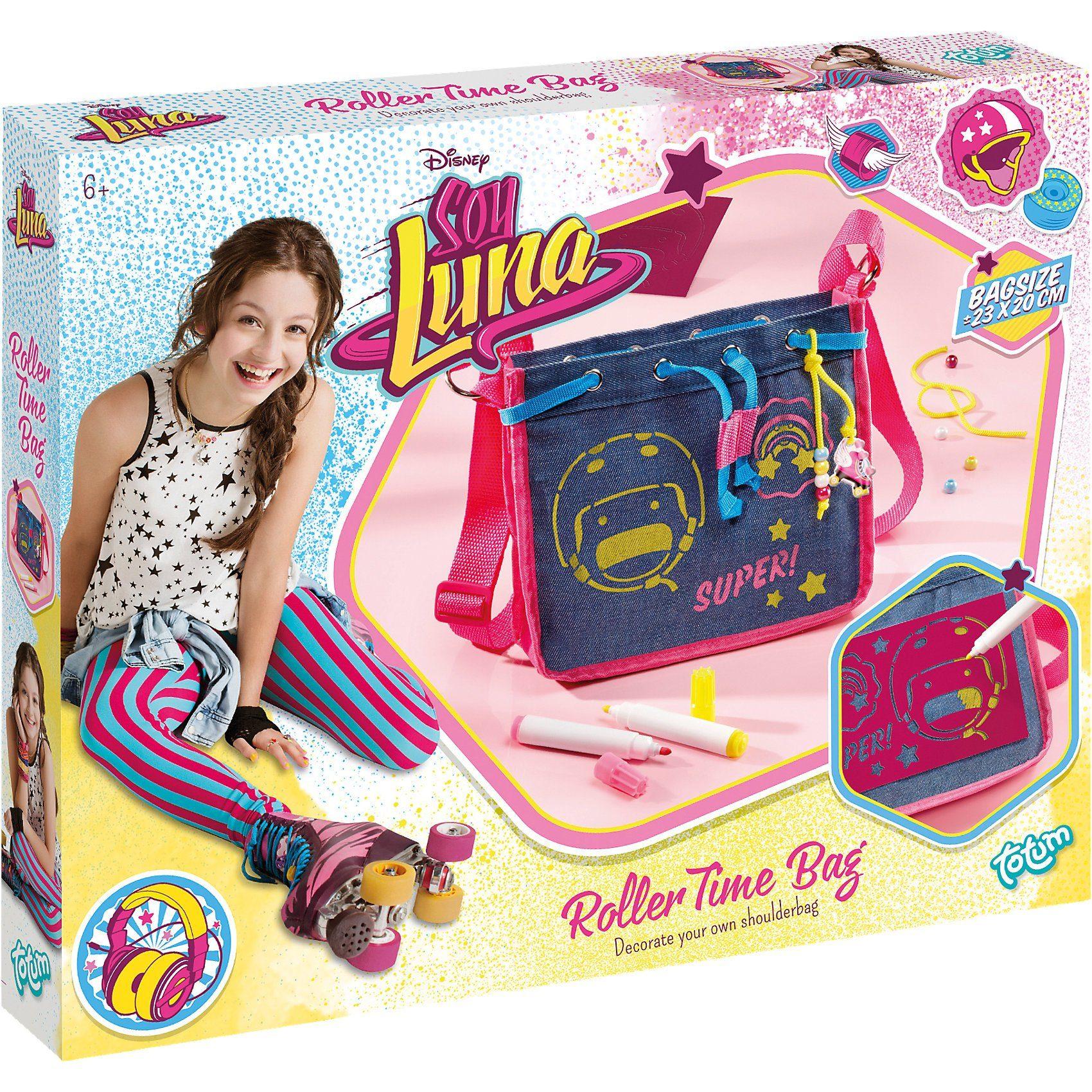 TOTUM Soy Luna Roller Time Umhängetasche