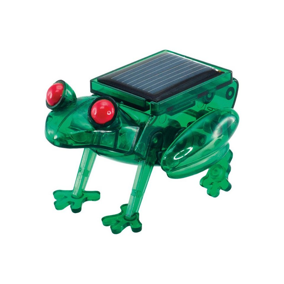 Edu-Toys Bausatz solarbetriebener Frosch