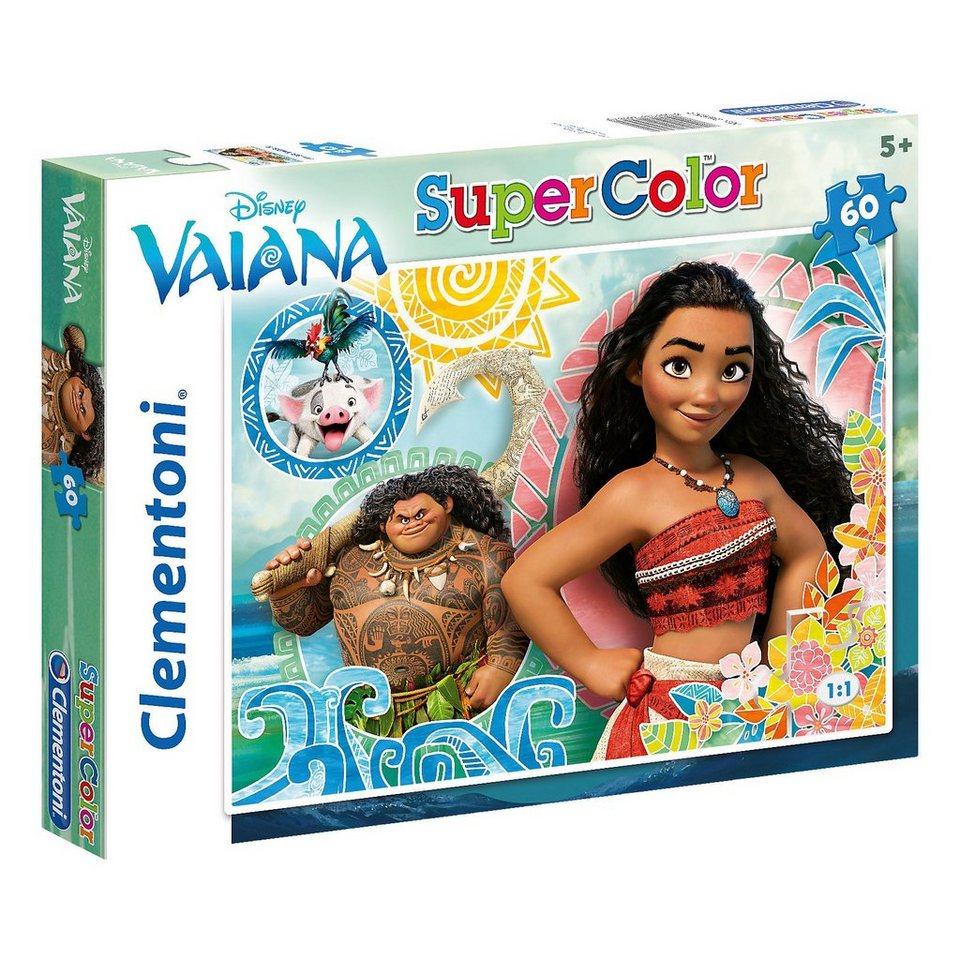 Clementoni Puzzle 60 Teile - Vaiana