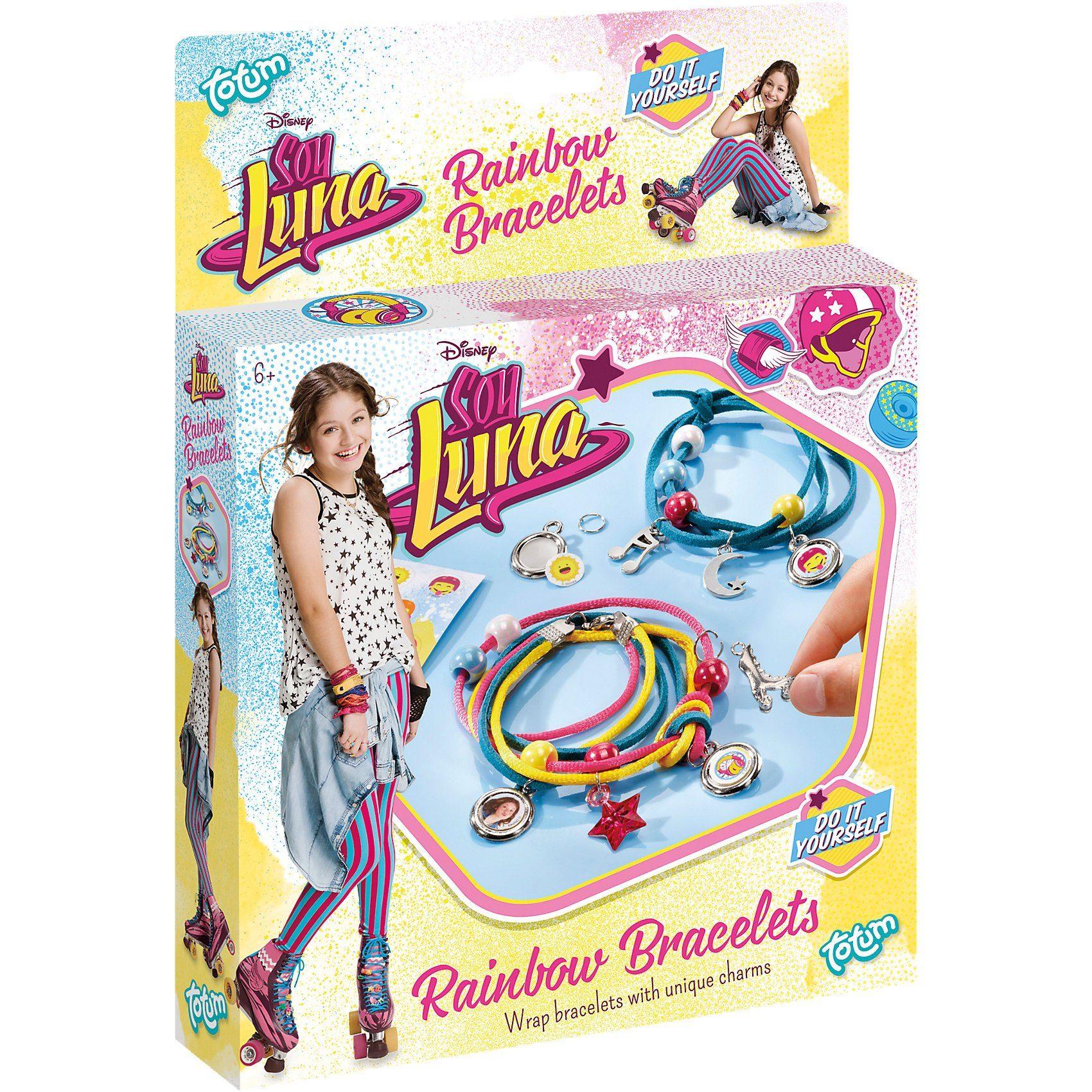 TOTUM Soy Luna Rainbow Armbänder