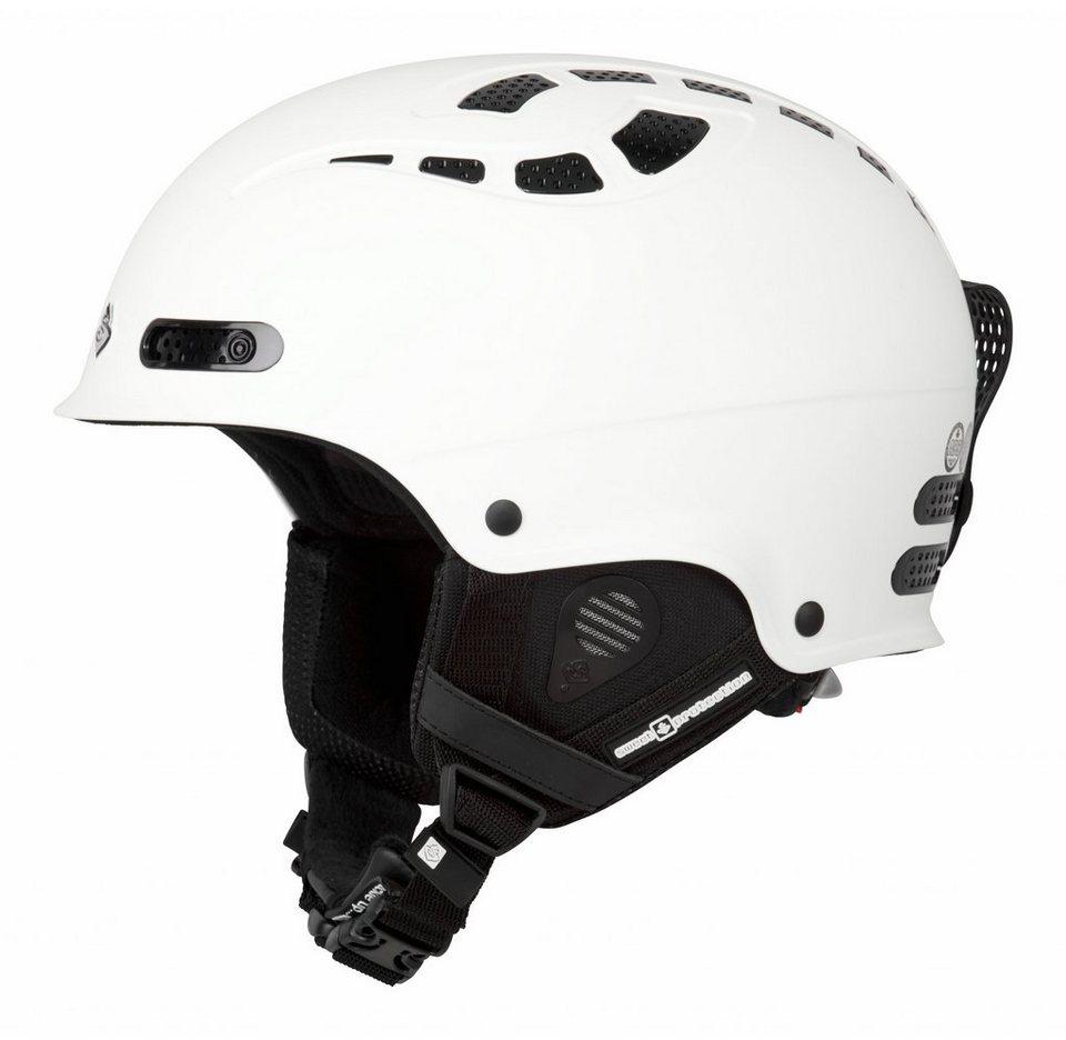 Sweet Protection Ski - / Snowboardhelm »Igniter Ski Helmet« in weiß