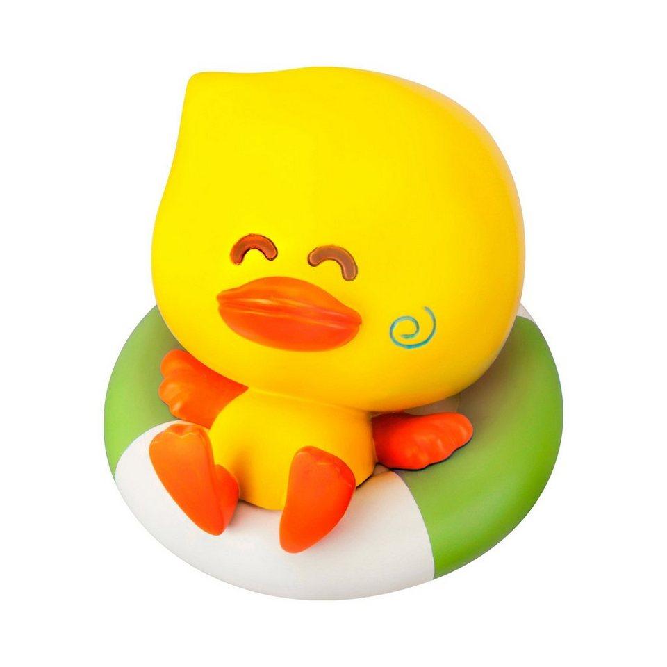 B KIDS Badethermometer Ente in mehrfarbig