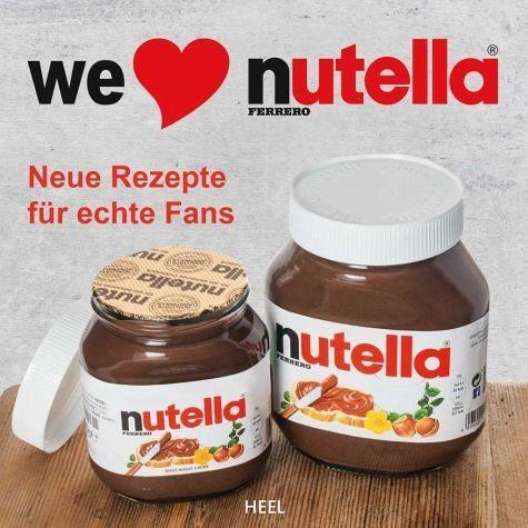 Gebundenes Buch »We love Nutella®«