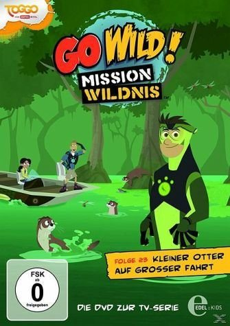 DVD »Go Wild! Mission Wildnis - Folge 23: Kleiner...«