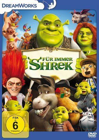 DVD »Für immer Shrek - Das große Finale«