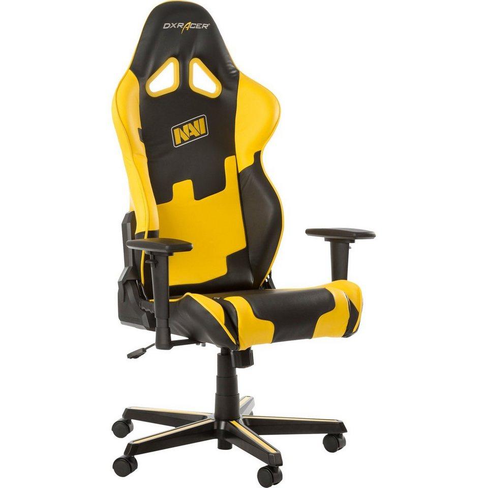 DXRacer Spielsitz »Racing Gaming Chair (OH/RZ21/NY/NAVI)«