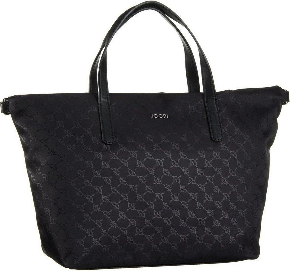 Joop Helena Nylon Cornflower Handbag Small in Black