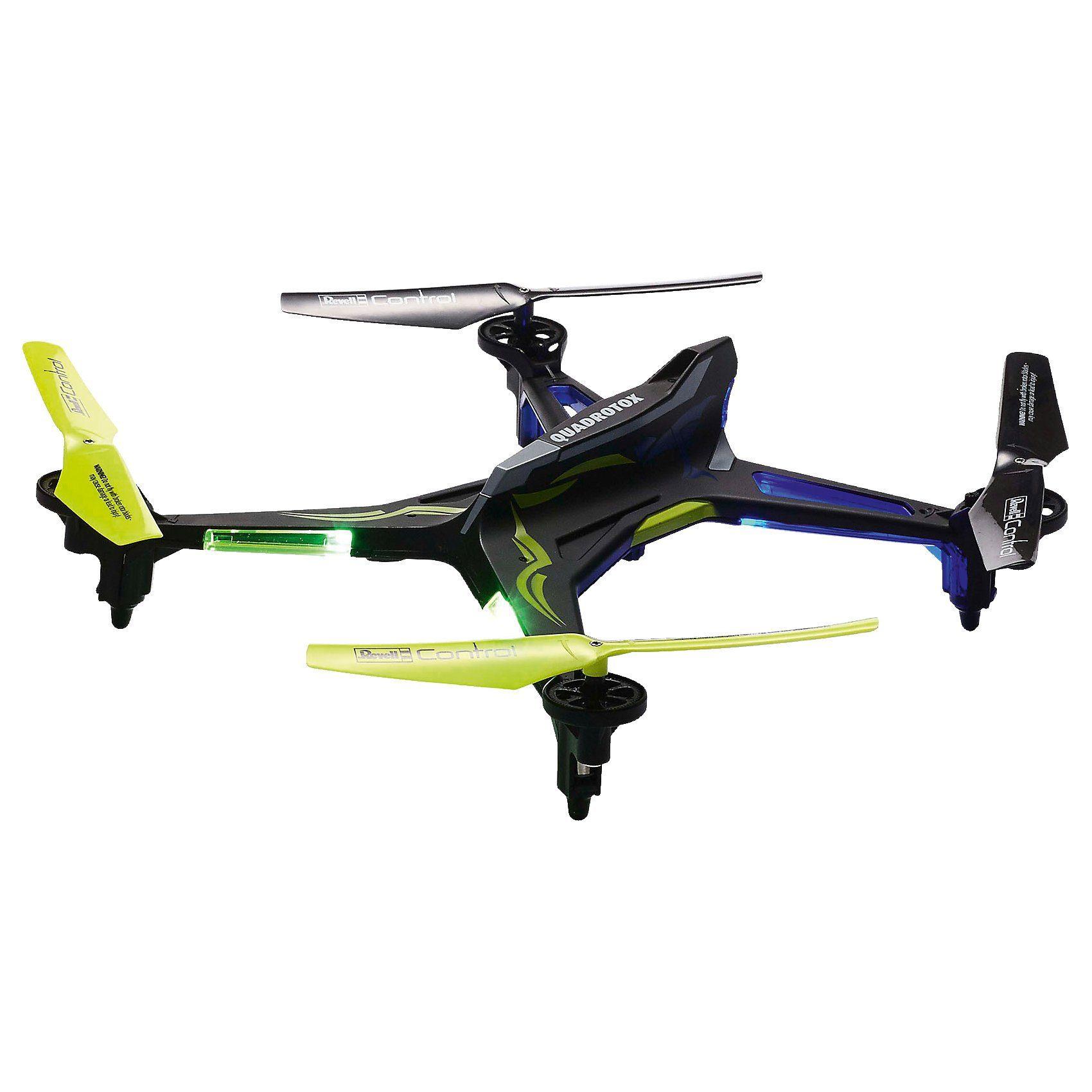 Revell® RC Quadcopter QUADROTOX blau