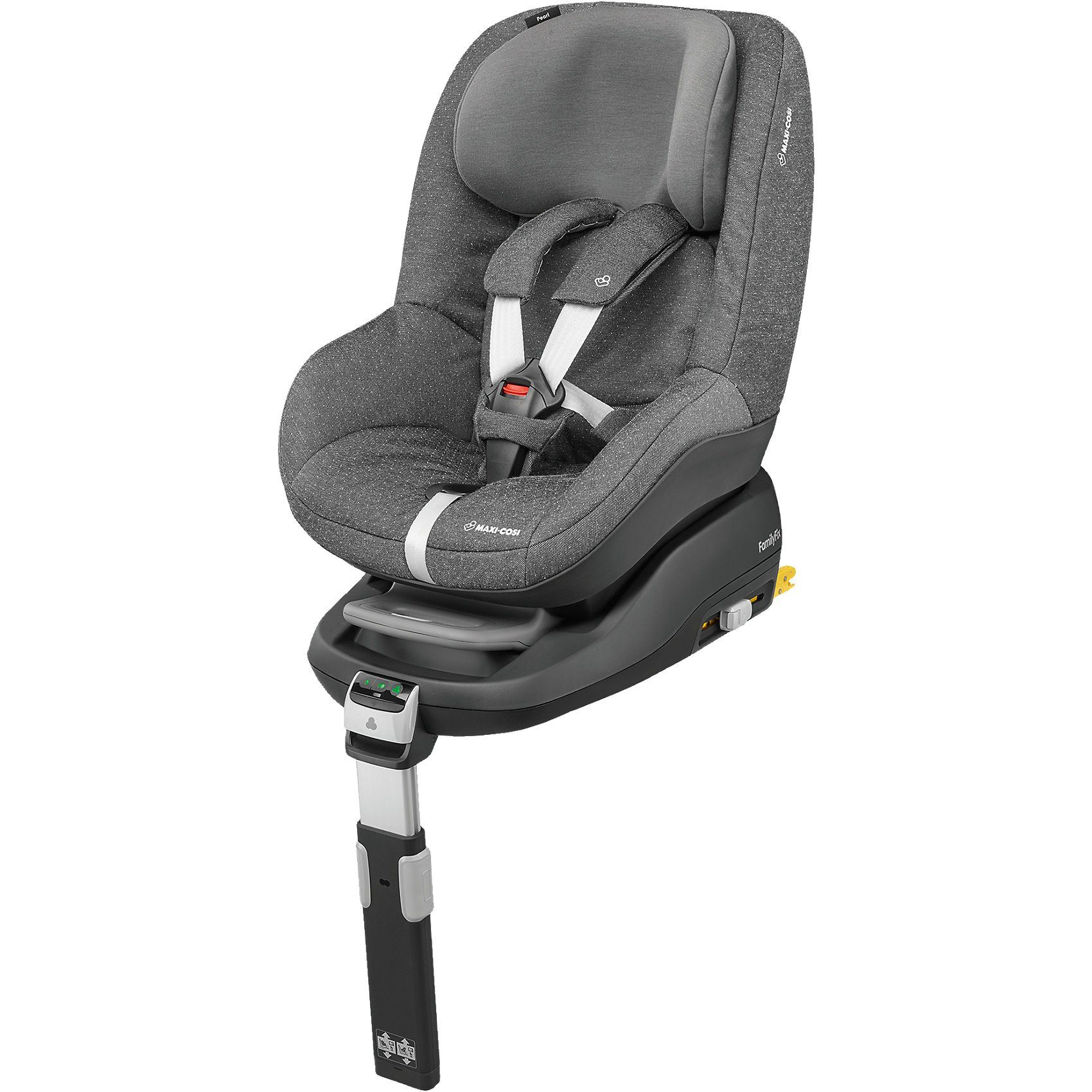 Maxi-Cosi Auto-Kindersitz Pearl, Sparkling Grey, 2018