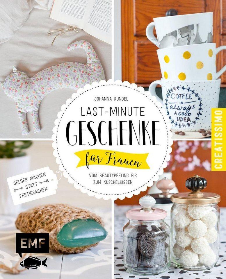 """EMF Buch """"Last-Minute Geschenke für Frauen"""""""