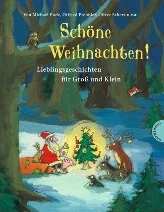 Gebundenes Buch »Schöne Weihnachten! Lieblingsgeschichten für...«