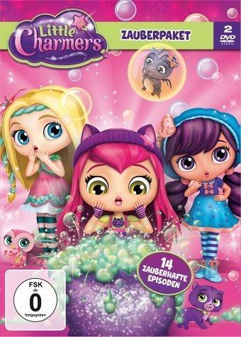 DVD »Little Charmers - Zauberpaket (2 Discs)«