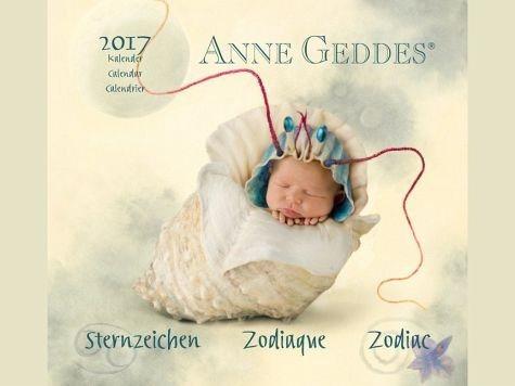 Kalender »Sternzeichen 2017 Posterkalender«